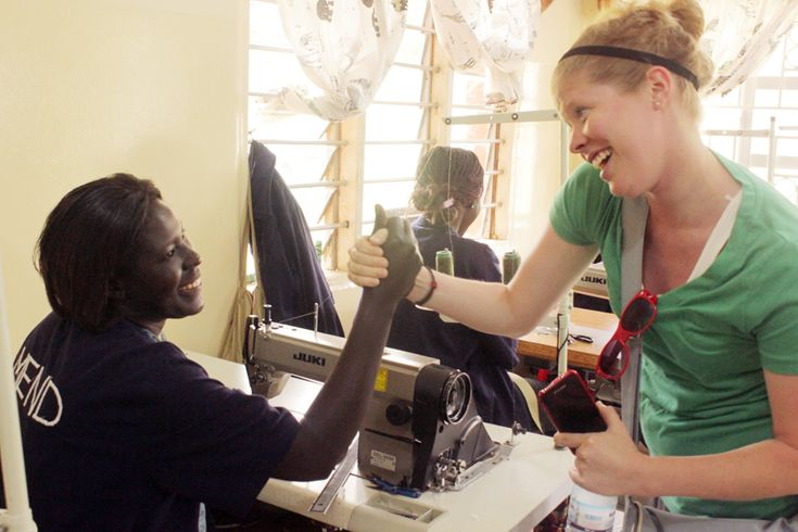 TEX_Mend - Teacher exchange program with Uganda, making a difference for kids.