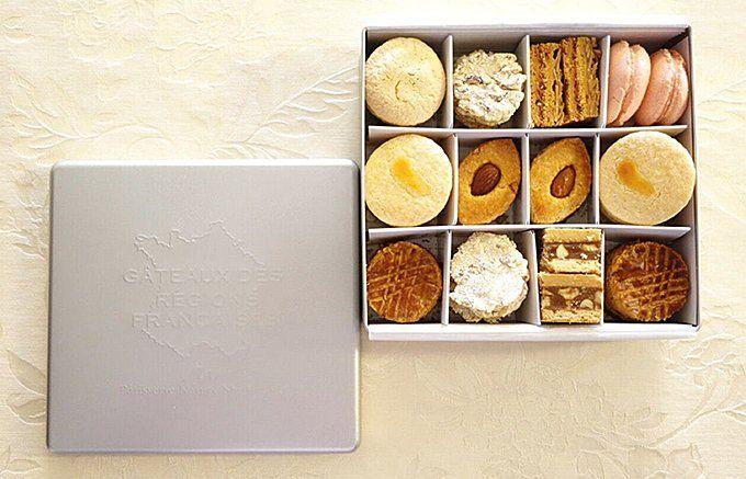 パティスリー・ナチュール・シロモト フランスクッキー詰合せ
