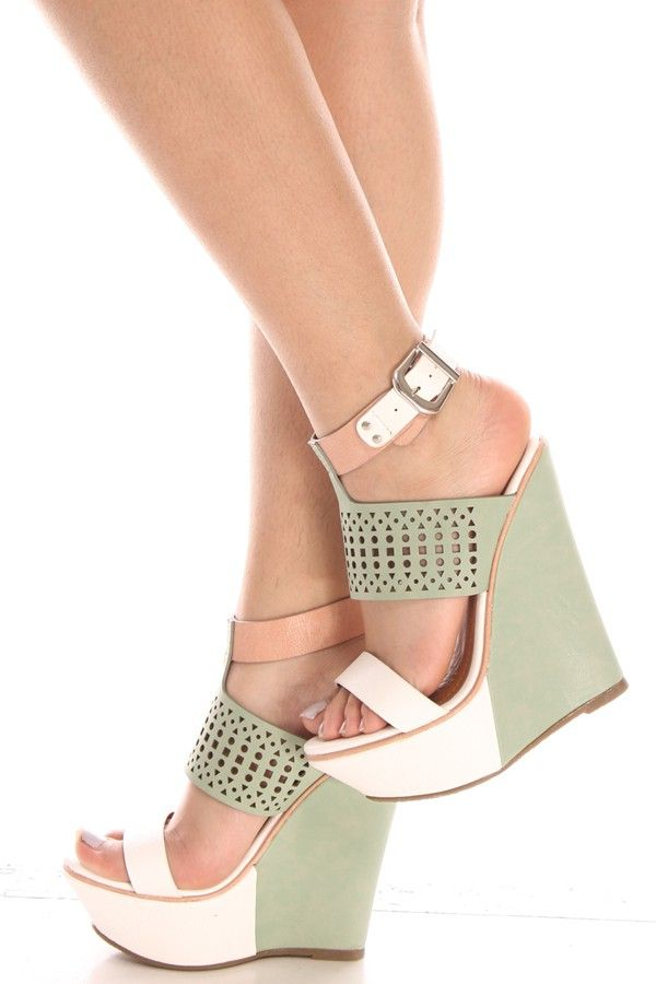 WHITE ANKLE STRAP OPEN TOE PLATFORM WEDGE HEEL,Womens Wedge Shoes For Sale-Heels Wedges,Suede Wedges,Lace Up Wedges,Platform Wedges Shoes,Cutout Wedge Shoes,Sneaker Wedges,Booties Wedges,Cheap Wedge Sandals Shoes,Studded Wedges,Spiked Wedges,Strappy Wedges Shoes Online