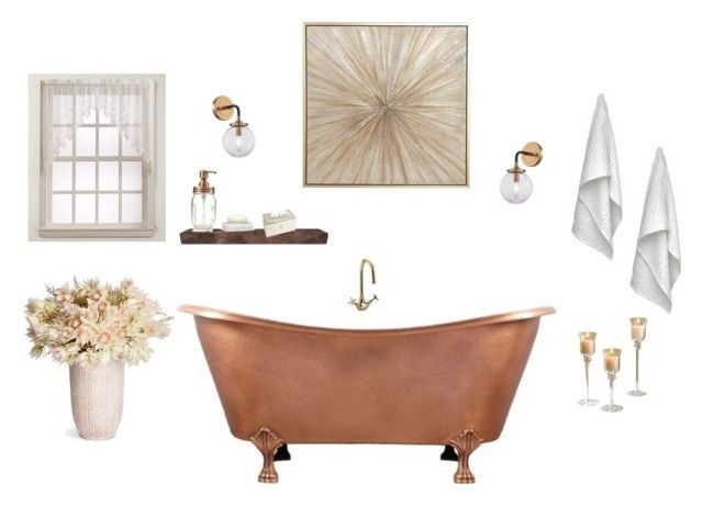 """""""Untitled #377"""" by zoejohanna on Polyvore featuring interior, interiors, interior design, home, home decor, interior decorating, The Organic Company, Labrazel, Versace and Lichtenberg"""