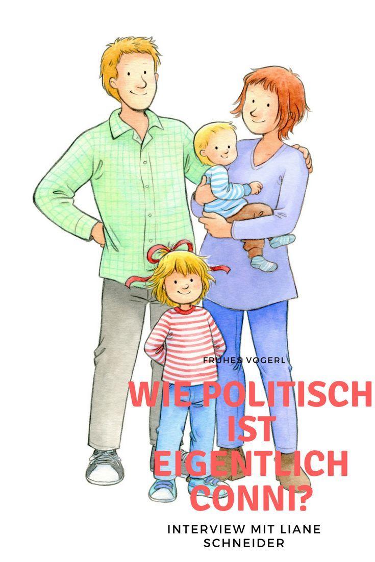 Die Conni Erfinderin Liane Schneider Im Interview Das Fruhe Vogerl Conni Bucher Fur Kinder Kinderbucher