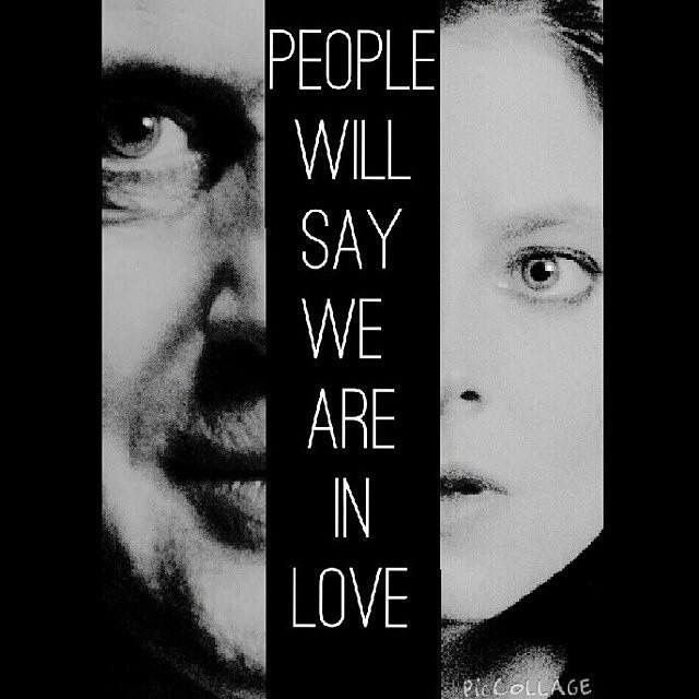 The Silence of the Lambs, Lecter and Clarice