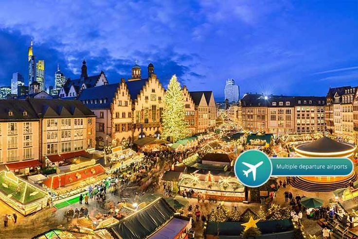 Discount 2-3nt German Christmas Market Break & Flights - Choice of 9 Cities! for just £79.00 Where: Berlin, Stuttgart, Cologne, Dortmund, Dusseldorf, Frankfurt, Hamburg, Munich and Nuremburg.   What's included: Two or three-night stay, return flights from London Stansted (LON), Gatwick (LON), Luton (LON), Heathrow (LON), Manchester (MAN), Edinburgh (EDI) or Glasgow (GLA).   Hotel: Stay in a...