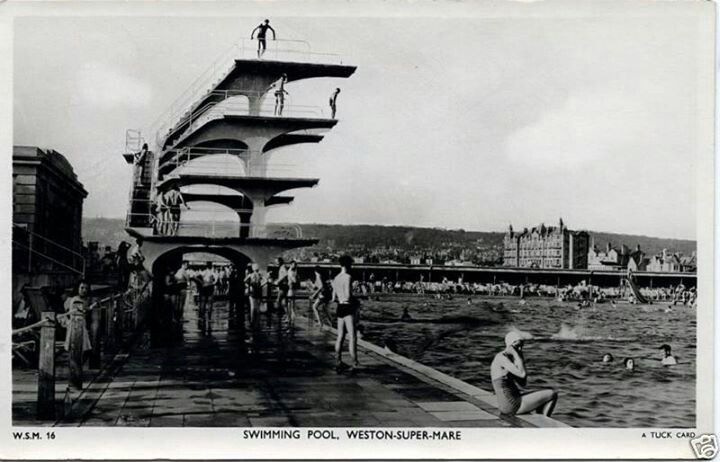 61 Best Weston Super Mare Images On Pinterest