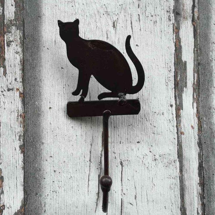 1er Haken Katze