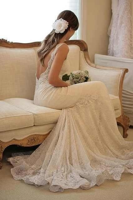 Cabel sasser wedding dress