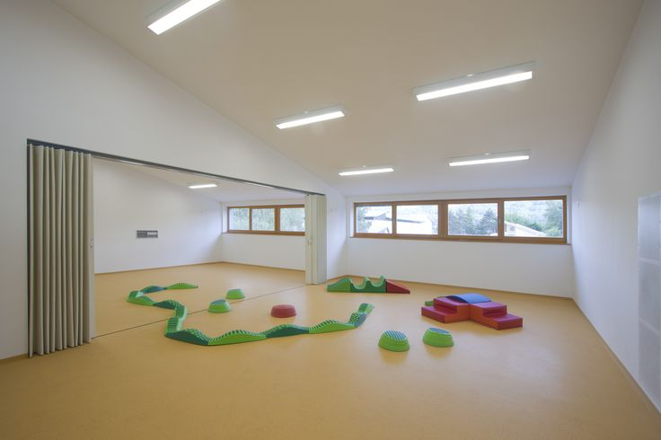 Playroom in Moravče Kindergarten.