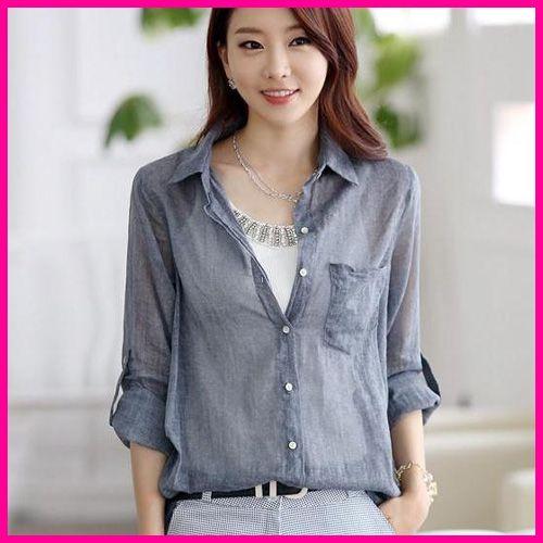 【大きいサイズ有】全1色★薄めゆるシャツ★シャツ、シャツ ブラウス、シャツ レディース、シャツ 長袖、シャツ レディース 長袖、トップス、トップス 春夏、紫外線対策、エア