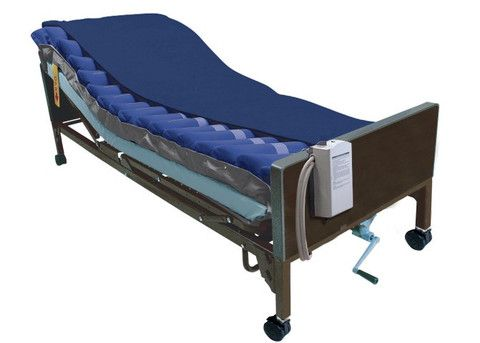 an alternating pressure mattress system from drive and mason medical is designed to aid in the prevention and treatment of pressure ulcersalso known as bed