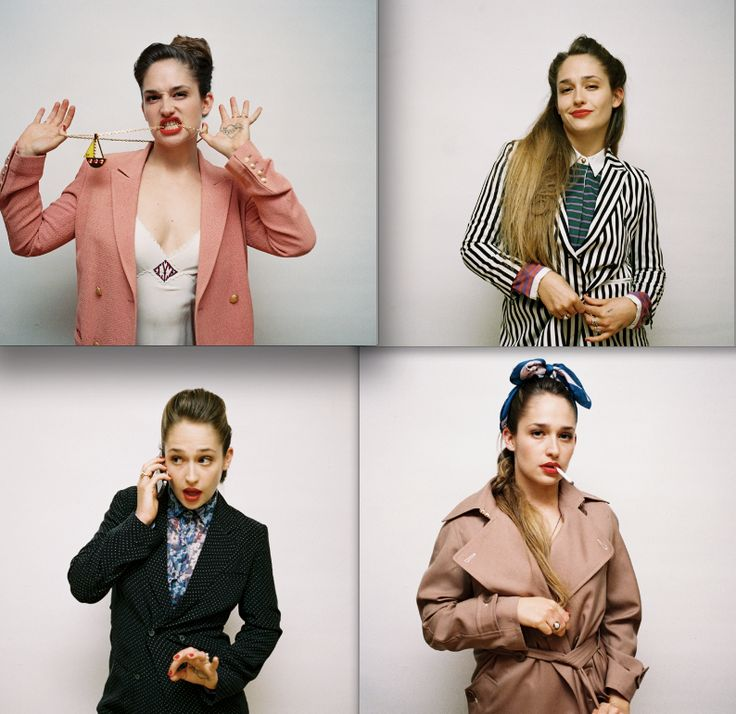 Jemima Kirke from HBO's Girls....I want her entire wardrobe!! Love her!