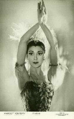 Margot Fonteyn The Firebird - One of my favorite ballerinas ever.