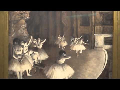 EDpuzzle: d'art d'art, Degas, peintre impressionniste?