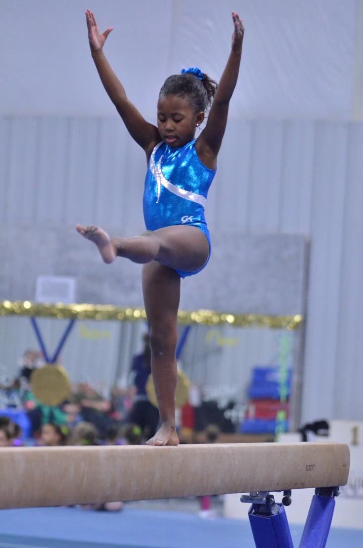 Winwin gymnastics - Alexus First Gymnastics Meet She Is Awesome On The Beam