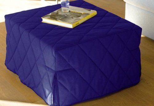 51 best pouf e pouf letto panche e bauli images on - Pouf letto economico ...