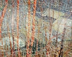 Peter Doig The Architect's Home in the Ravine     1991  Oil on canvas  200 x 275 cm