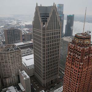 Report Downtown Detroit Improving But Work Needed Pinterest Detroit