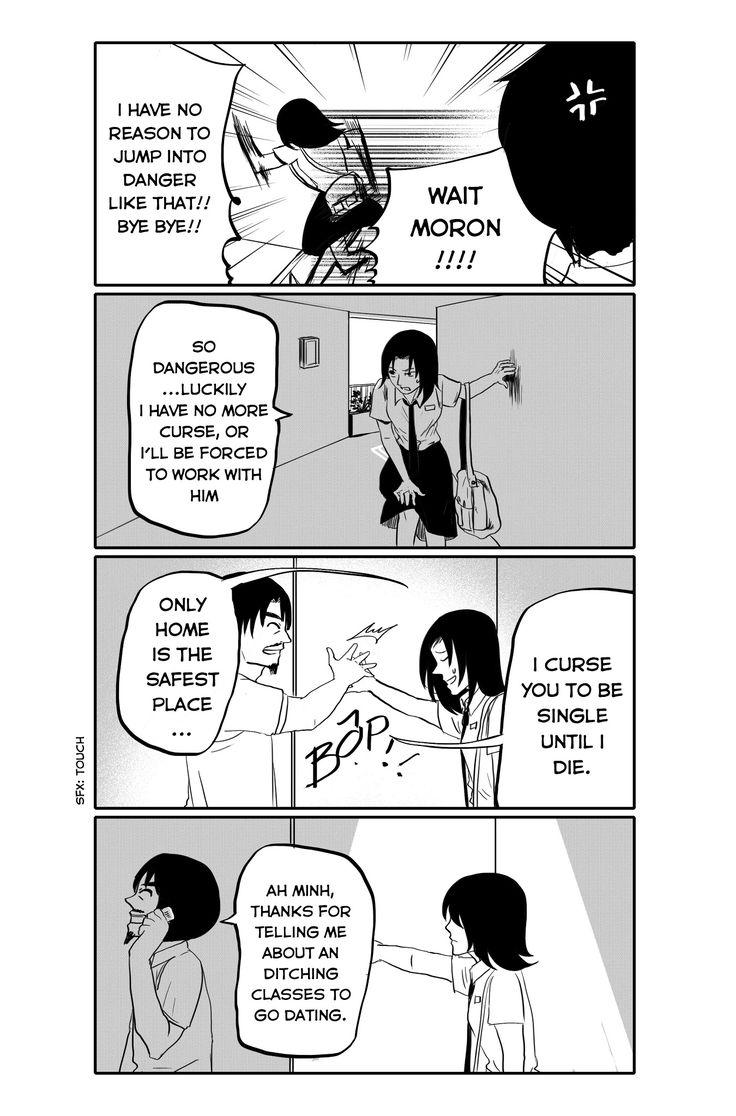 Read manga Badluck Ch.014: Mafia online in high quality