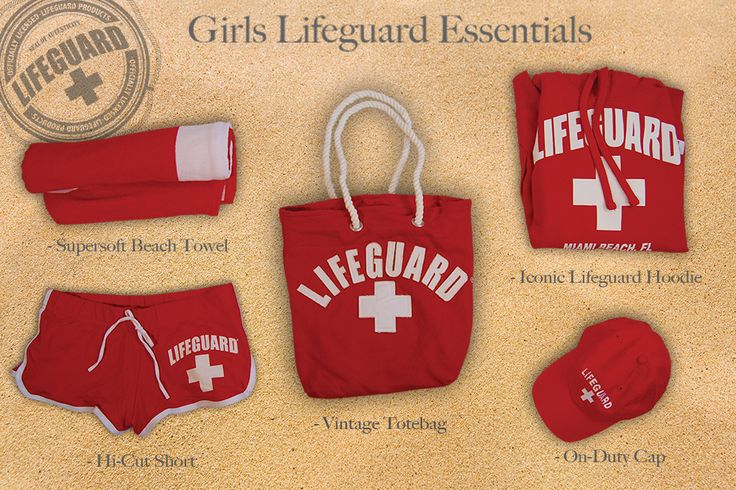 We've put together the Lifeguard® Essentials so we never have an issue debating on what we need. #lifeguard #beachlifeguard #summer #beach