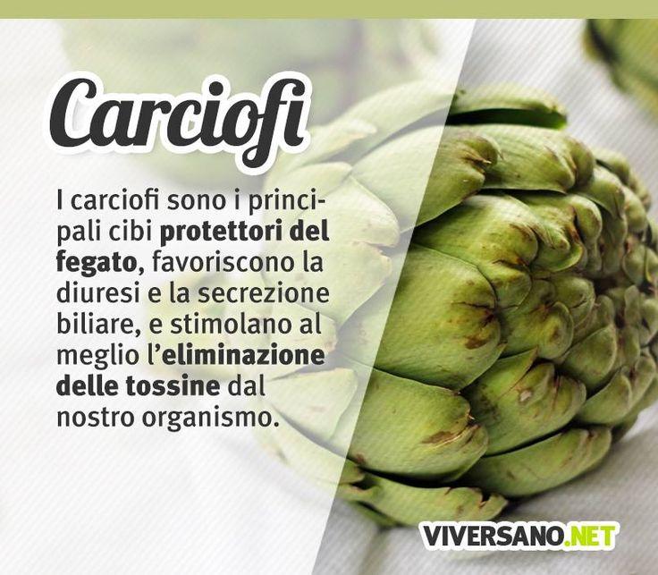 Proprietà Carciofi