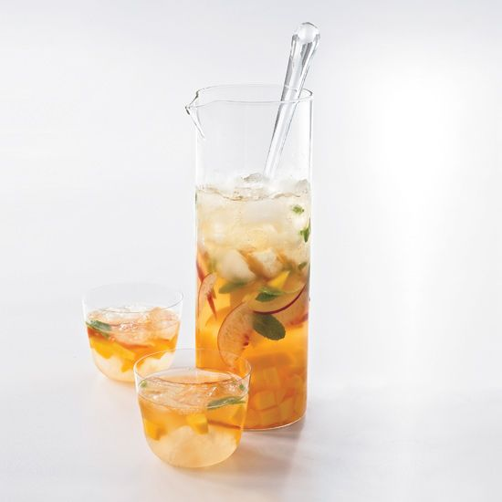 tangy beer based sangria was inspired by a brewsky sangria food wine ...