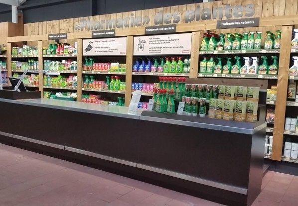 Jardiland - page officielle met en place sa première Pharmacie des Plantes à Bonneuil-sur-Marne http://www.pariscotejardin.fr/2015/11/jardiland-met-en-place-sa-premiere-pharmacie-des-plantes-a-bonneuil-sur-marne/