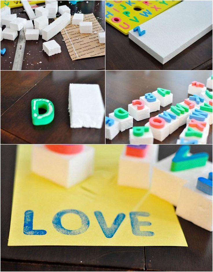 die besten 25 stempel buchstaben ideen auf pinterest buchstaben f alphabet buchstaben. Black Bedroom Furniture Sets. Home Design Ideas