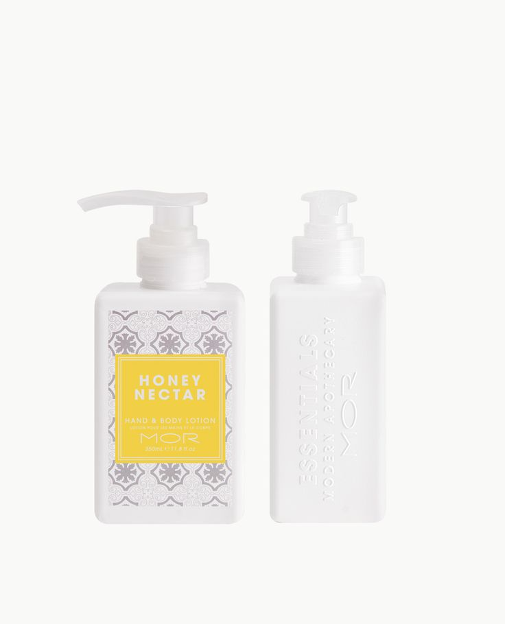 HONEY NECTAR HAND & BODY LOTION A nourishing Hand & Body Lotion enriched with Vitamin E, Coconut and Sesame Seed Oils to leave skin feeling smooth and moisturised. The Fragrance: Sweet Brown Sugar melts into golden Honey Nectar on a base of candied Almonds and Vanilla Milk.