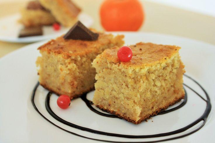 Prajitura Iute cu Ghimbir/ Ginger Cake