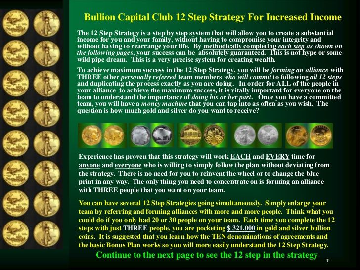 BULLION CAPITAL CLUB REVIEW- Is It Worth the Investment?