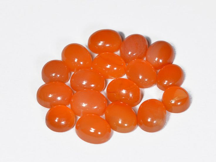 17 Pcs Carnelian Gemstone,Carnelian Jewelry Gemstone,Handmade Carnelian Gemstone,Finding Gemstone,Orange Carnelian#9818 by dhorgems on Etsy
