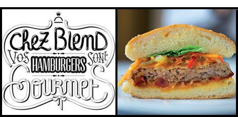 Le meilleur burger de Paris... parait-il à en croire My Little Paris. Blend Hamburger, 44 rue d'Argout, 75002 Paris. Testé aujourd'hui :  sympa, mais je préfère Big Fernand pour son ambiance déjantée et sa viande exceptionnelle !