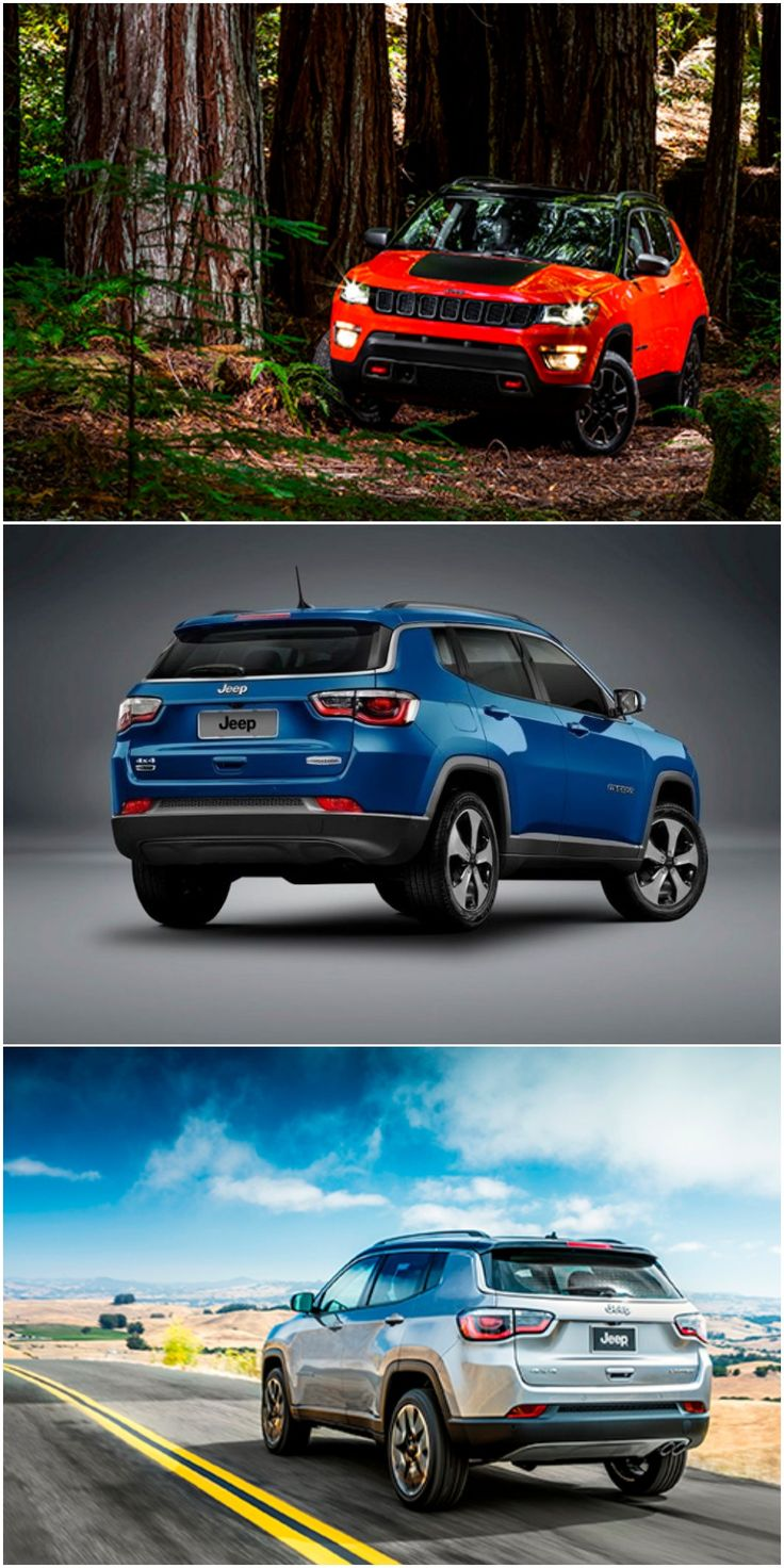 First Official Images of 2017 India-Based Jeep Compass Rendered Online