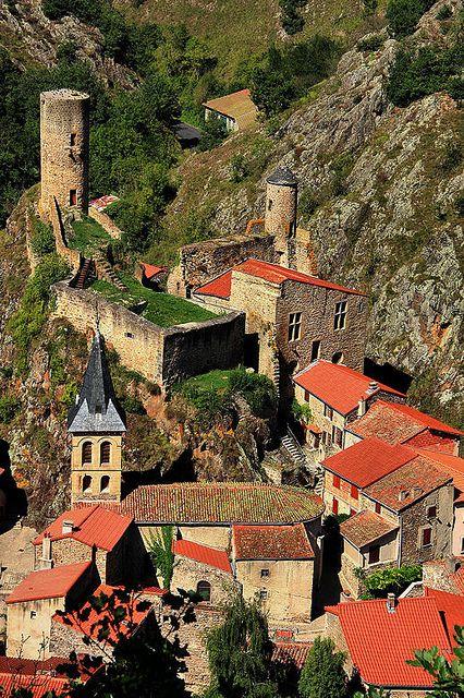 St. Floret - Plus Beaux Villages de France