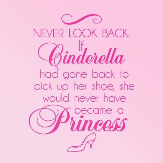Being A Princess Quote...