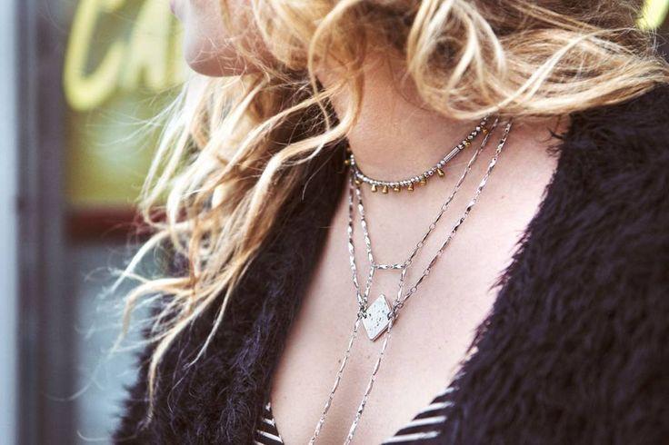 PLUM - Necklace