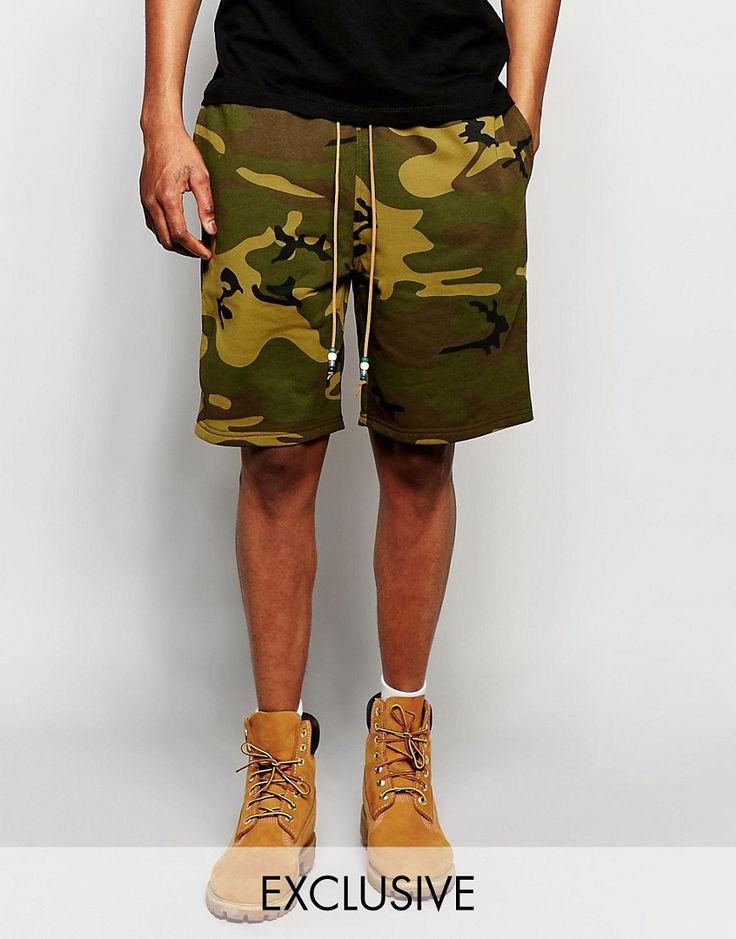 The New County Camo Shorts