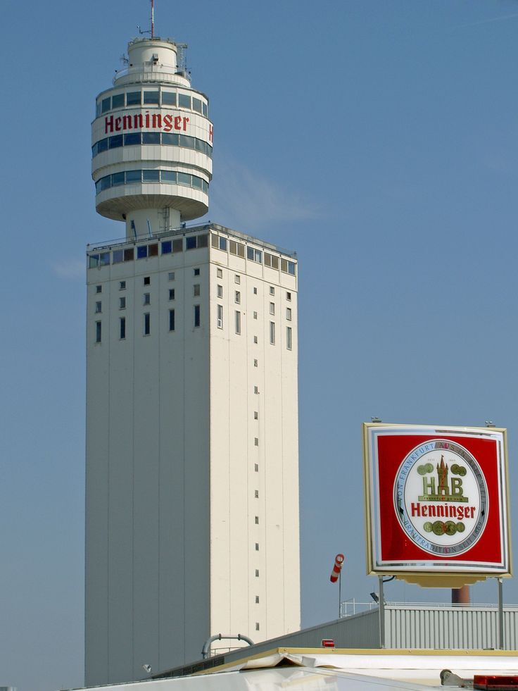 Henninger Turm - Frankfurt