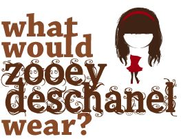 What Would Zooey Deschanel wear? website!!!! absolutely love her style. :)