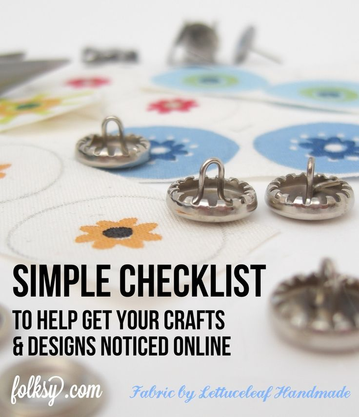 selling craft online tips