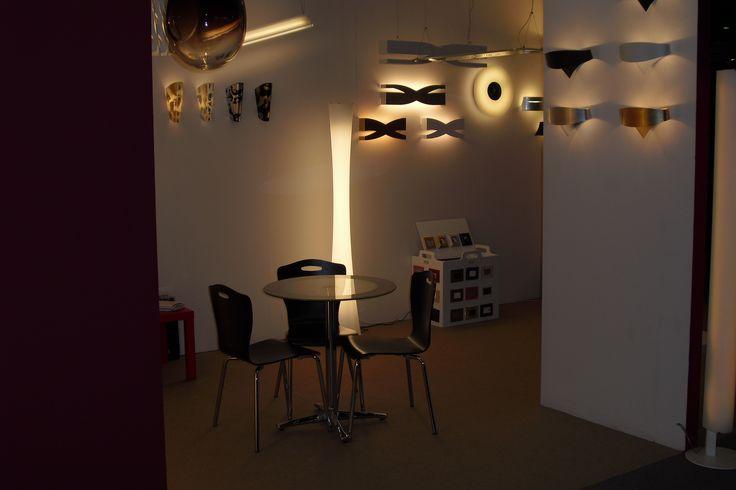 Selene Illuminazione, Stand at #IndexDubai 2011