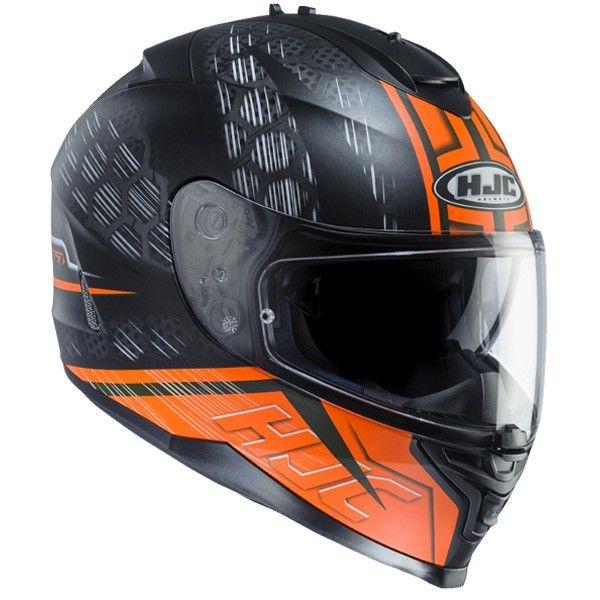 Casco Moto HJC Helmets IS 17 ENVER MC-6HSF