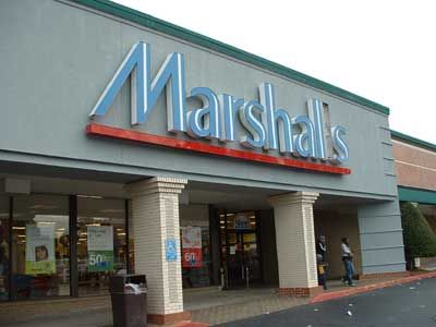 Probably about 80% of the clothes I buy come from this store. I LOOOOOOVE Marshalls!!!! Awesome department store prices except uber cheap. It's every departments clearance section in one store. Ahhhh... I wanna go now.