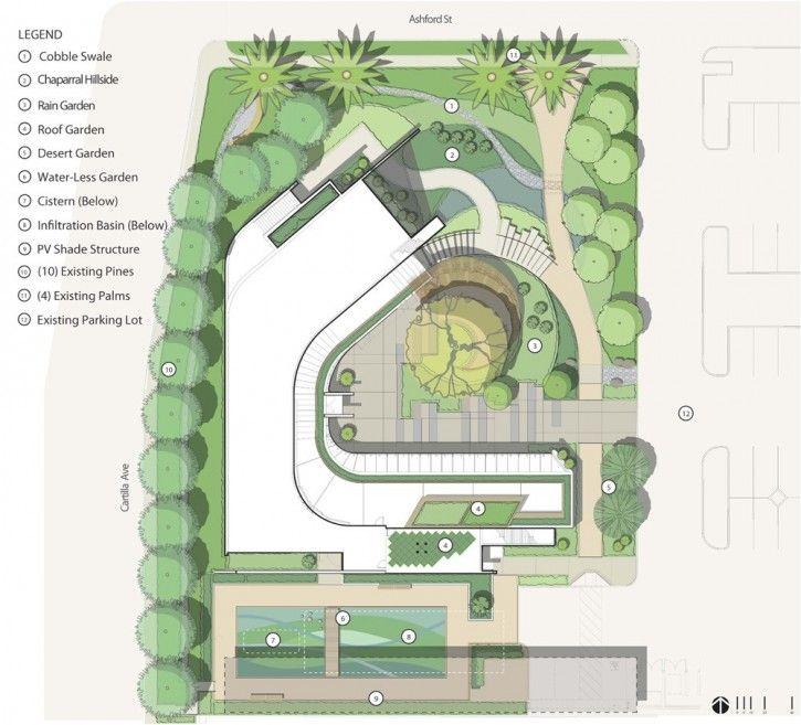 9 best images about landscape design on pinterest parks for Landscape floor plan