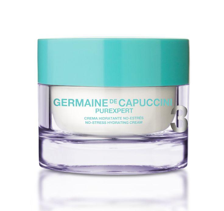 PUREXPERT Crema Hidratante No-Estrés / No-Stress Hydrating Cream