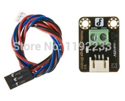 Voltage Detection Module Voltage Divider For Arduino With Data Line
