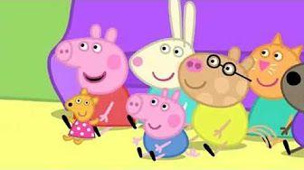 Peppa Pig English Episodes Compilation Season 1 Episodes 43 - 44 - YouTube