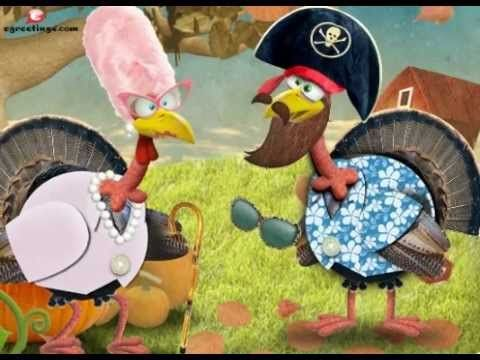 ▶ Turkeys in Disguise - YouTube So very cute. It will make you smile