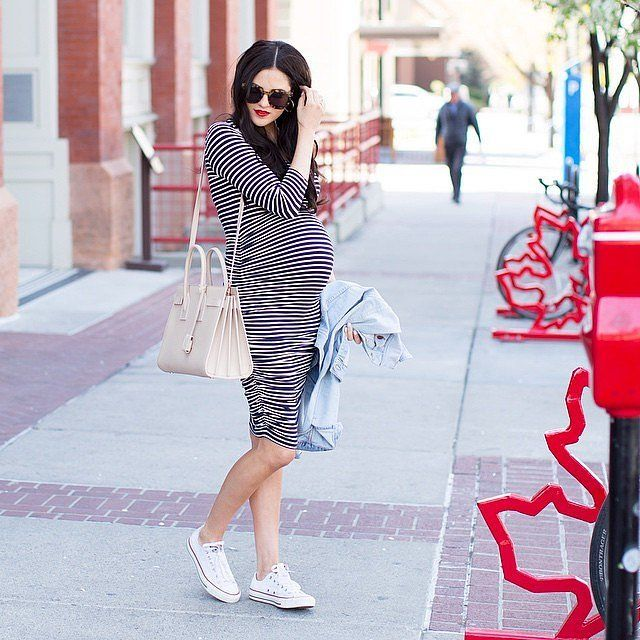 How to Master Maternity Style in Seconds