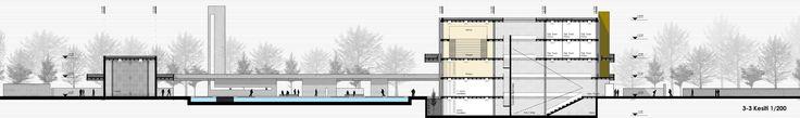 Katılımcı - Pamukkale Üniversitesi Mimarlık ve Tasarım Fakültesi ve Yakın Çevresi Mimari Proje Yarışması