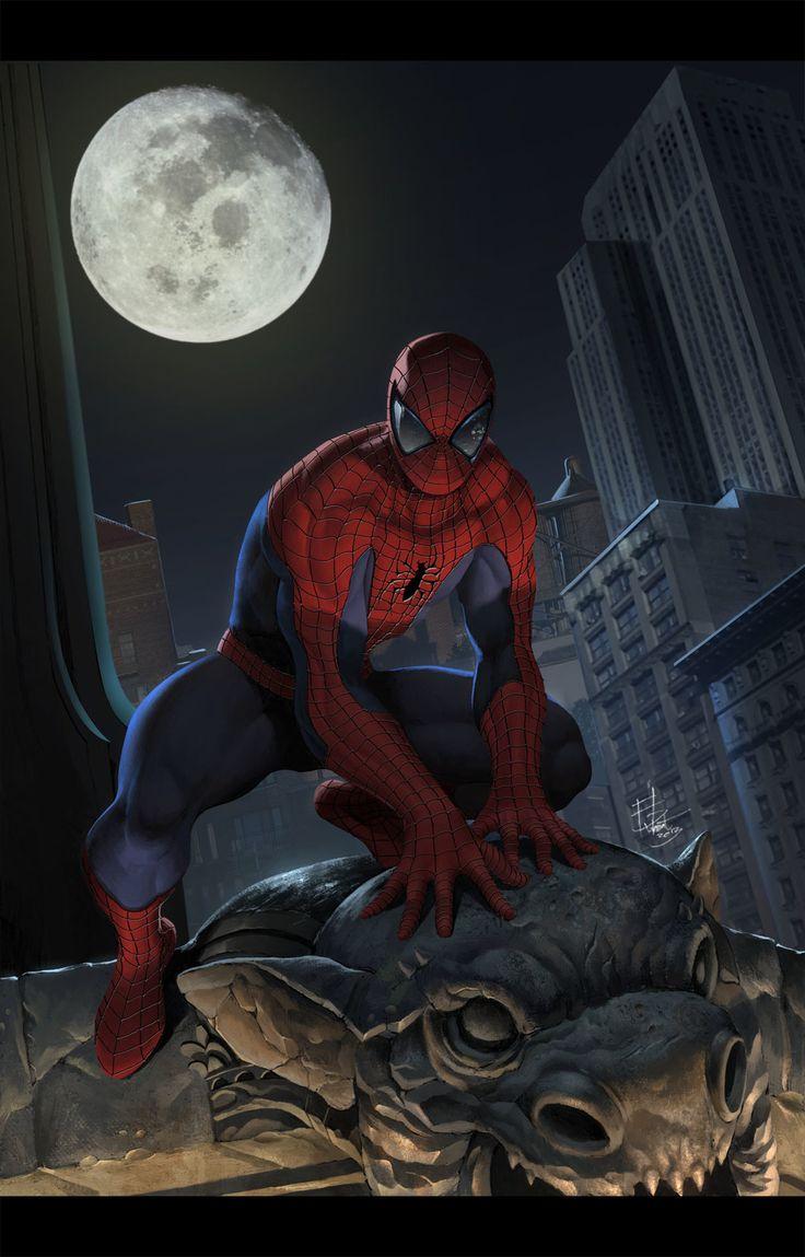 Spider-man by Iqnatius Budi
